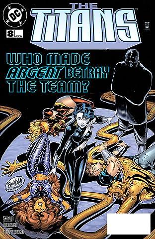 The Titans (1999-2003) No.8