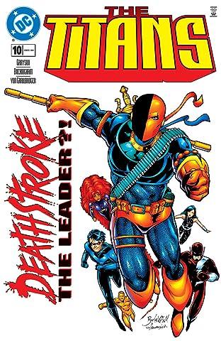 The Titans (1999-2003) No.10