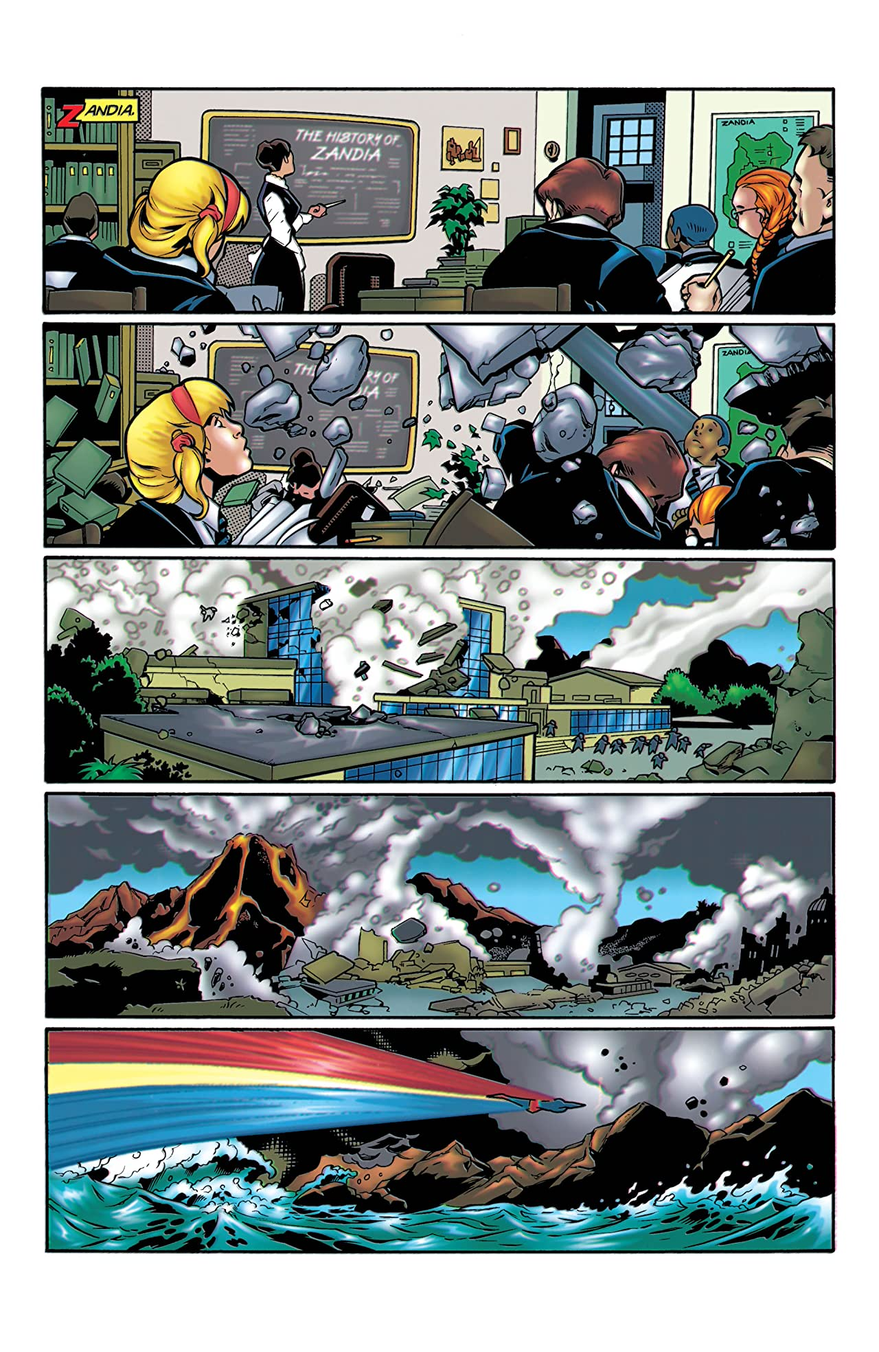 The Titans (1999-2003) #12