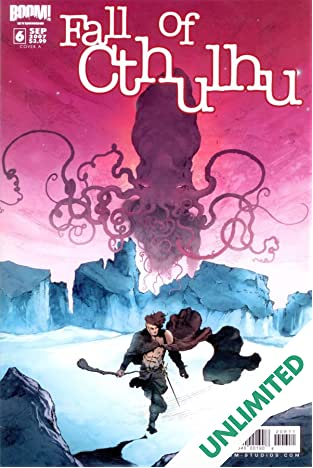 Fall of Cthulhu Vol. 2: The Gathering #1 (of 5)