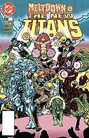 The New Titans (1984-1996) #130