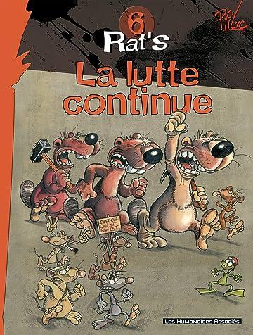 Rat's Vol. 6: La lutte continue