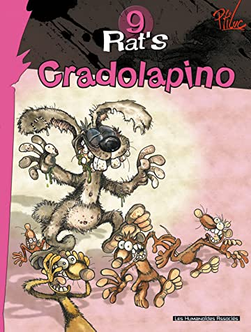 Rat's Vol. 9: Cradolapino