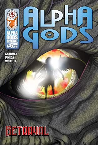 Alpha Gods #6: Betrayal