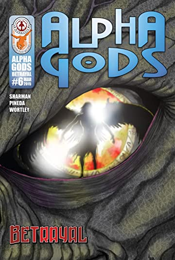 Alpha Gods #6: Betrayal