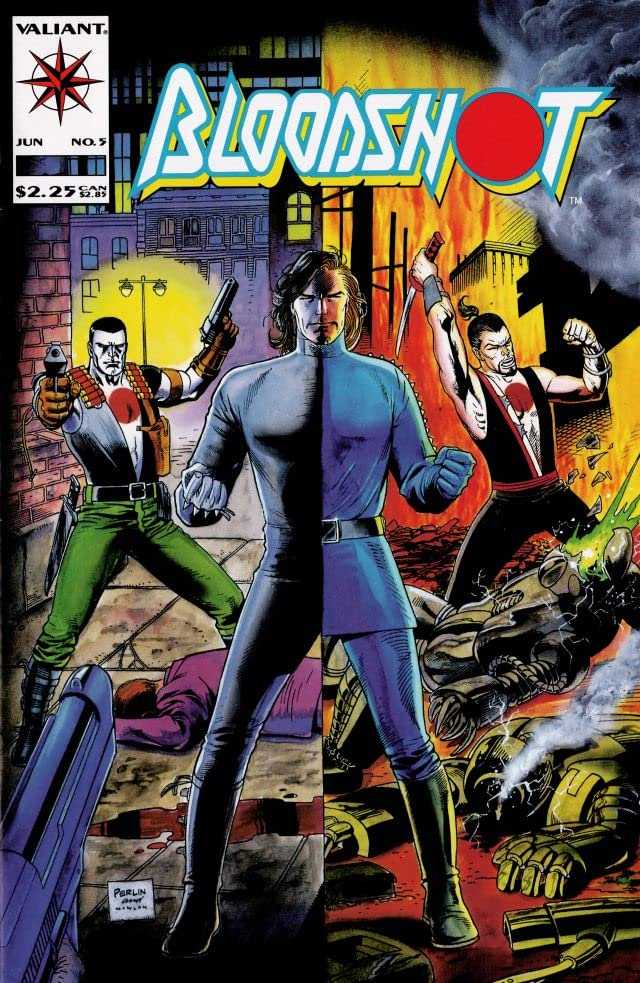 Bloodshot (1993-1996) #5