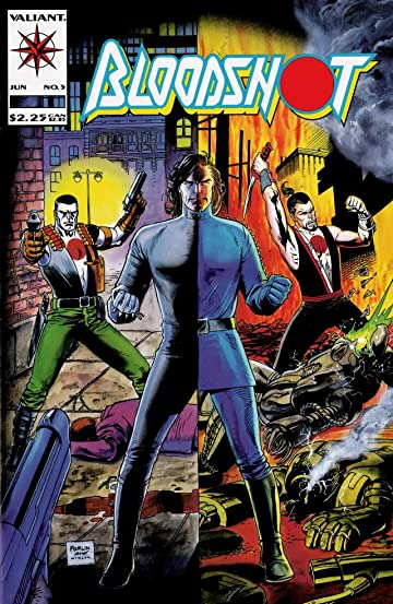 Bloodshot (1993-1996) No.5