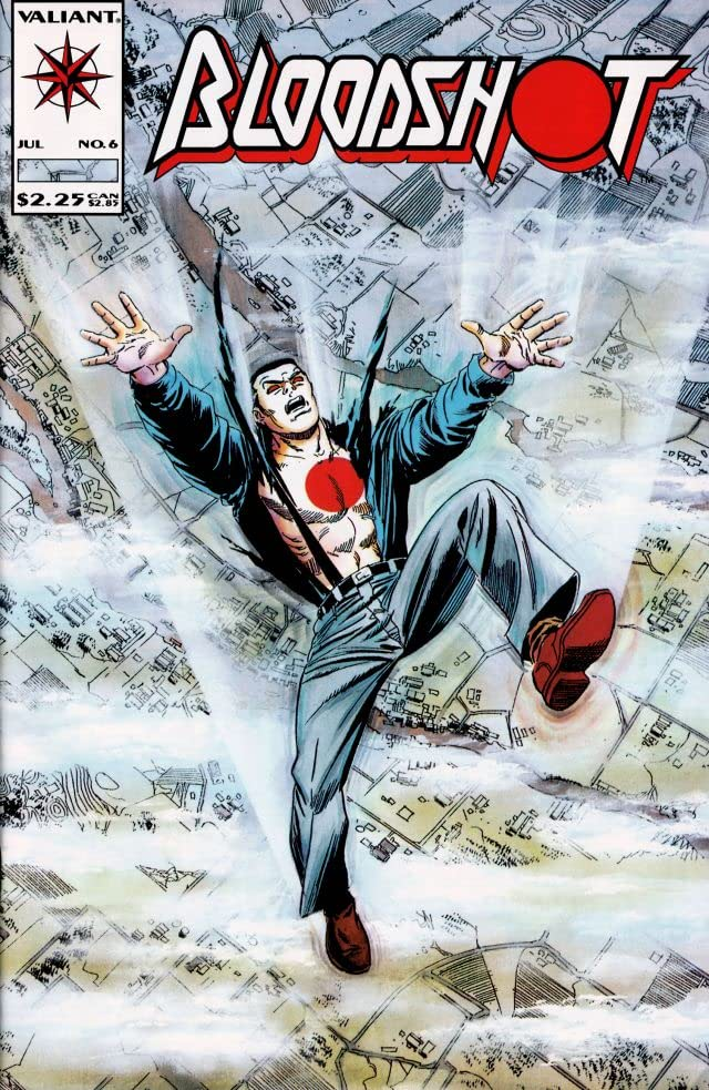 Bloodshot (1993-1996) #6