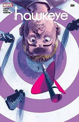 All-New Hawkeye (2015) #4