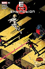 E Is For Extinction (2015) #2