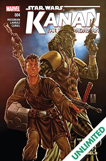 Kanan - The Last Padawan #4