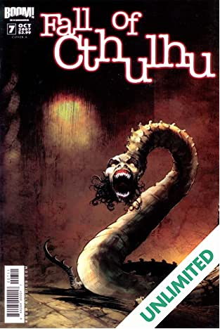 Fall of Cthulhu Vol. 2: The Gathering #2 (of 5)
