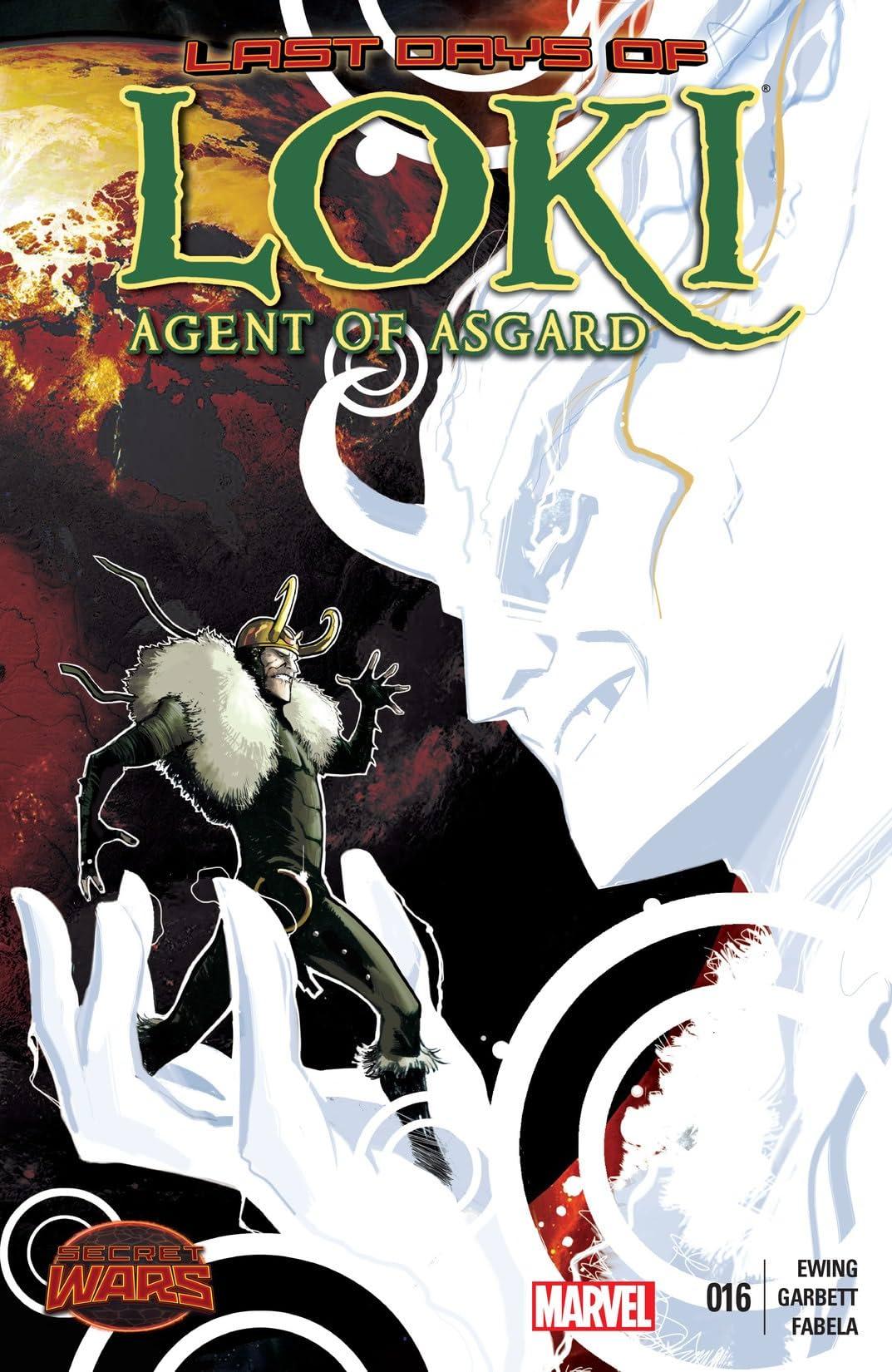 Loki: Agent of Asgard #16