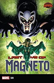 Magneto (2014-2015) #20