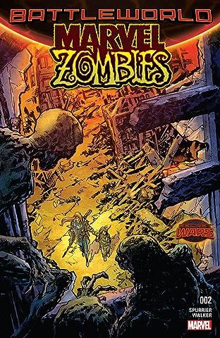 Marvel Zombies (2015) #2