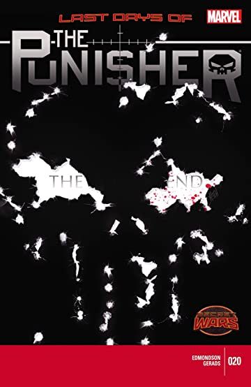 The Punisher (2014-2015) #20