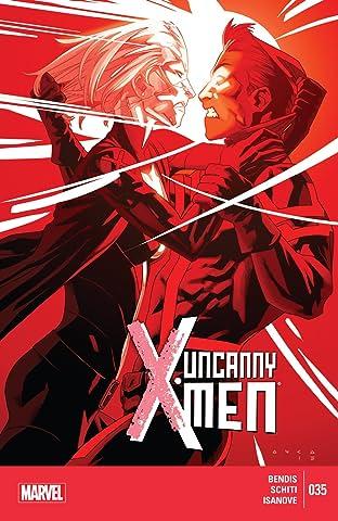Uncanny X-Men (2013-2015) #35