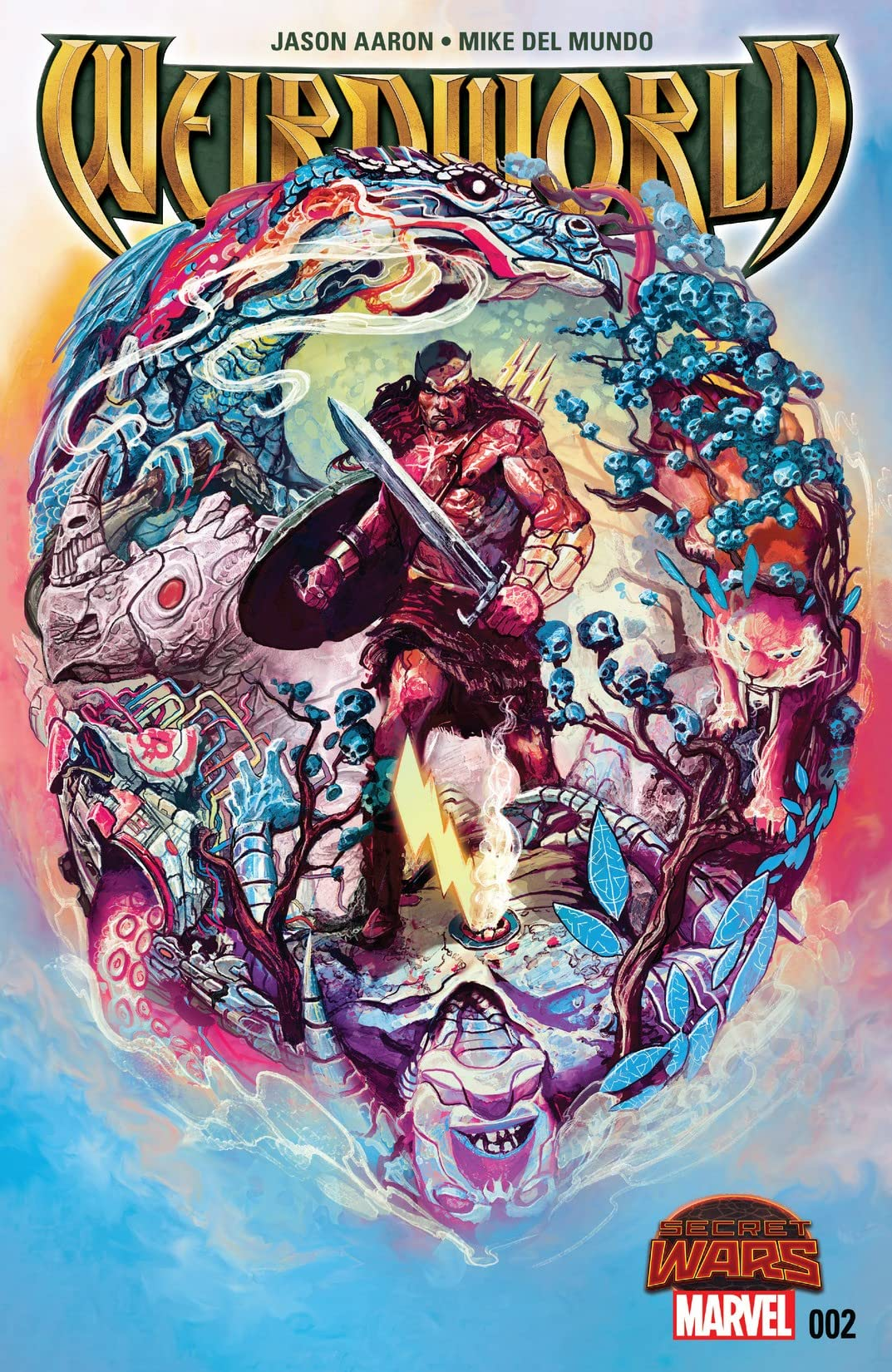Weirdworld (2015) #2