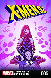 X-Men '92 Infinite Comic #5 (of 8)