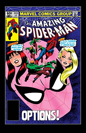 Amazing Spider-Man (1963-1998) #243
