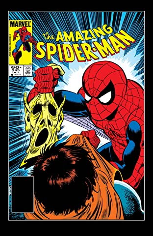 Amazing Spider-Man (1963-1998) #245