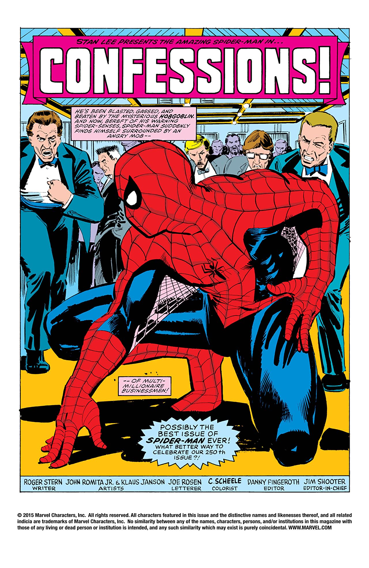 Amazing Spider-Man (1963-1998) #250
