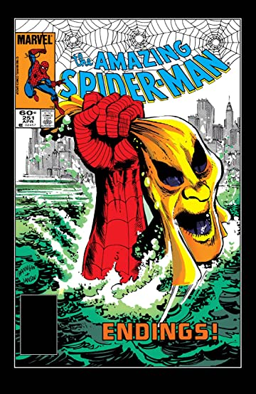 Amazing Spider-Man (1963-1998) #251