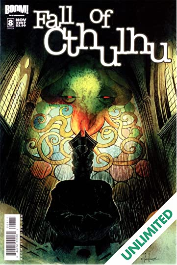 Fall of Cthulhu Vol. 2: The Gathering #3 (of 5)