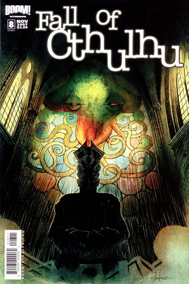 Fall of Cthulhu Vol. 2: The Gathering #3