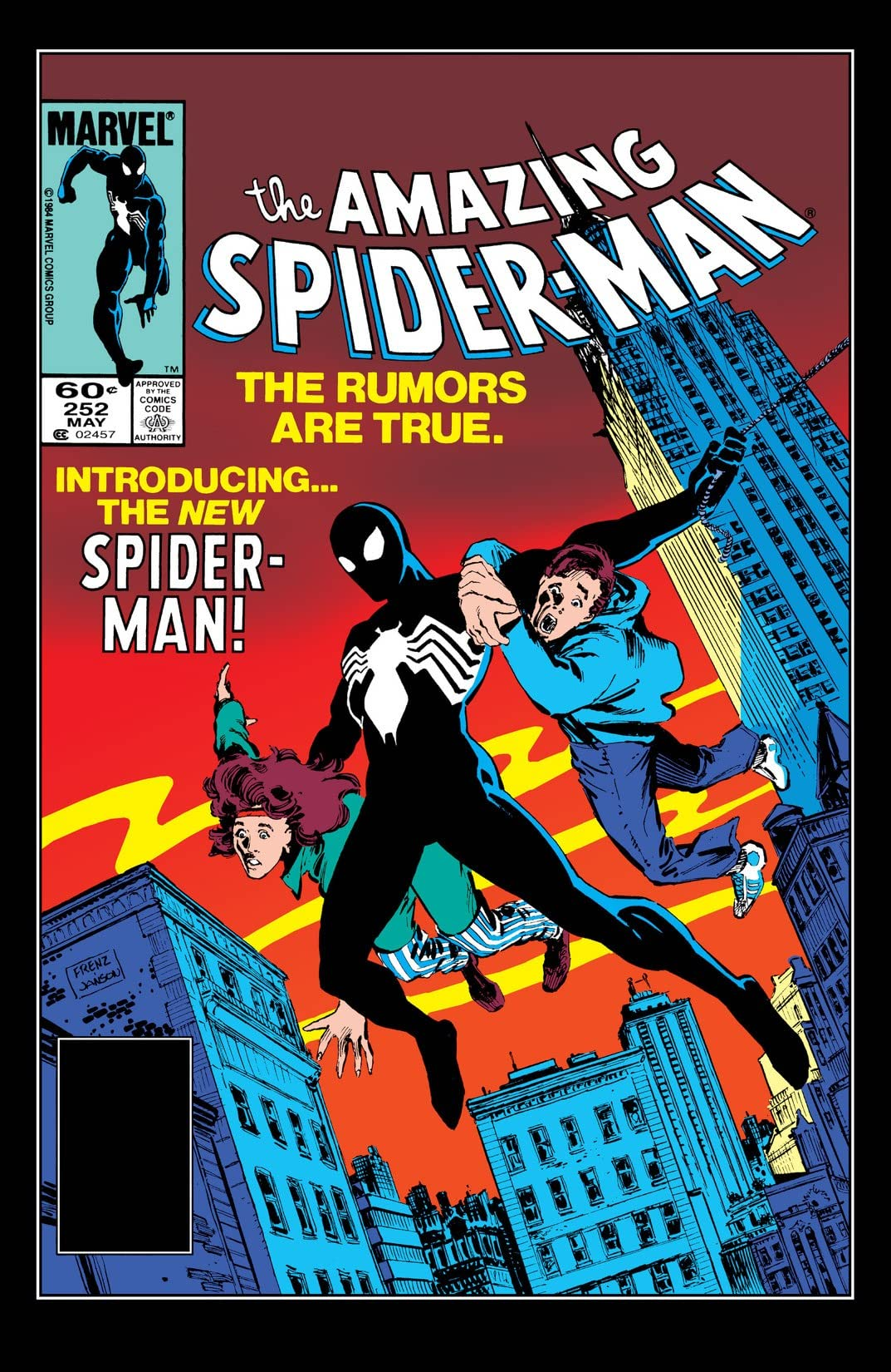Amazing Spider-Man (1963-1998) #252