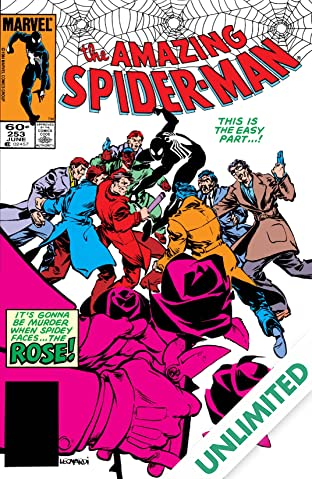 Amazing Spider-Man (1963-1998) #253