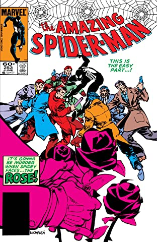 Amazing Spider-Man (1963-1998) No.253