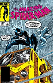 Amazing Spider-Man (1963-1998) #254