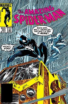 Amazing Spider-Man (1963-1998) #254
