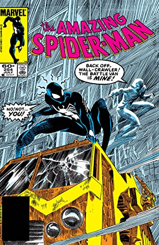 Amazing Spider-Man (1963-1998) No.254