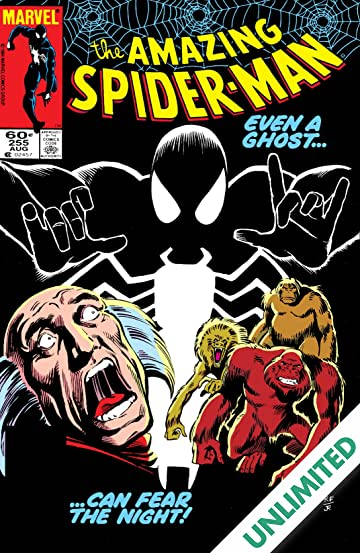 Amazing Spider-Man (1963-1998) #255