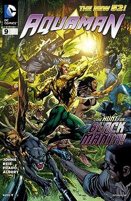 Aquaman (2011-2016) #9