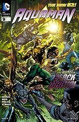 Aquaman (2011-) #9
