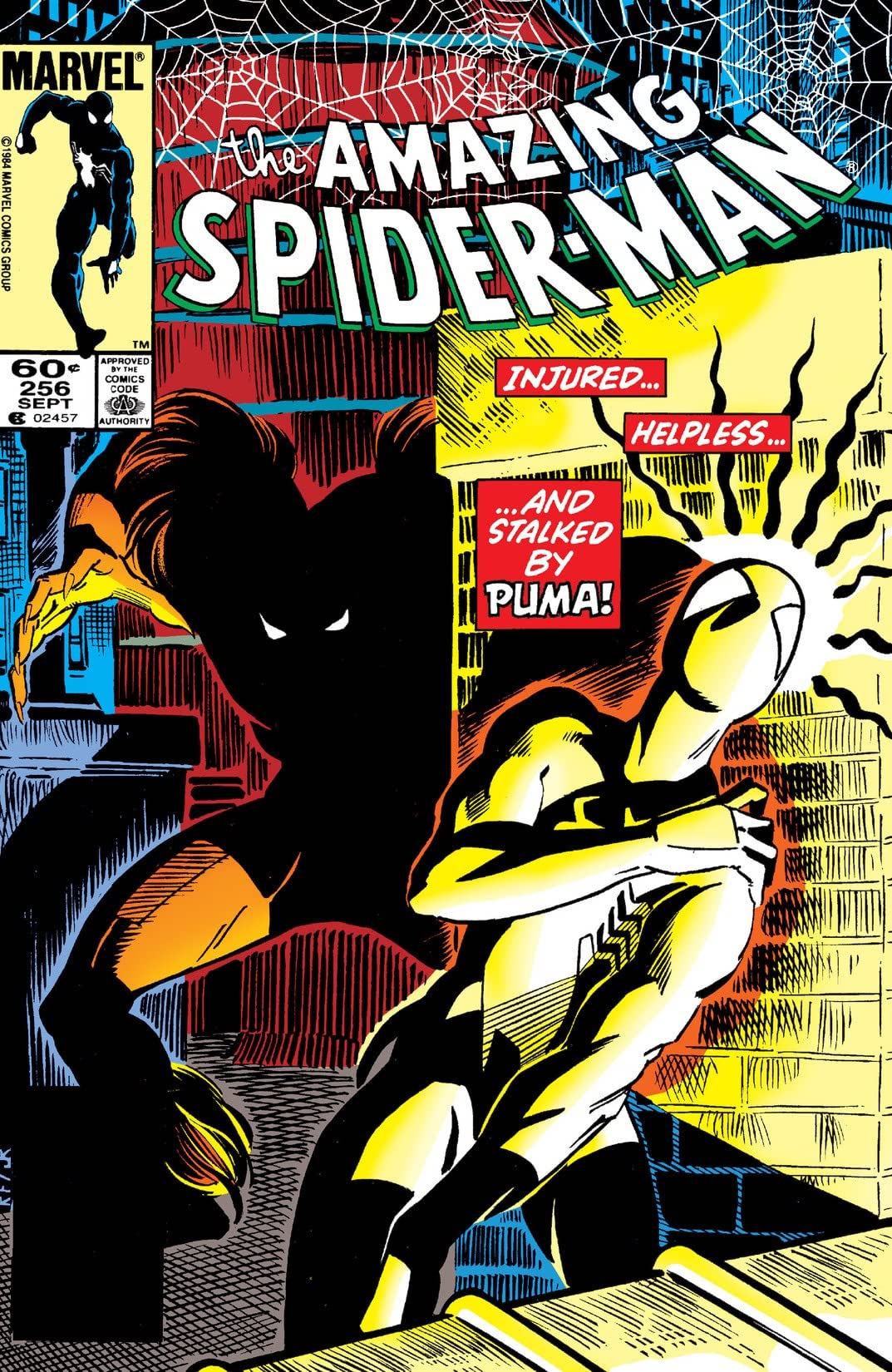 Amazing Spider-Man (1963-1998) #256