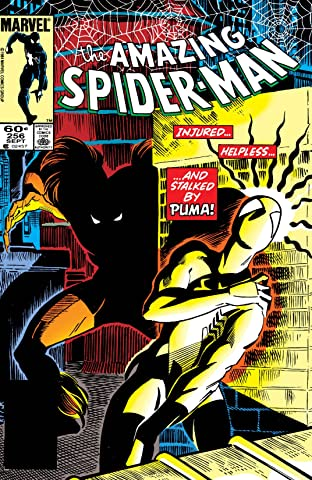 Amazing Spider-Man (1963-1998) No.256