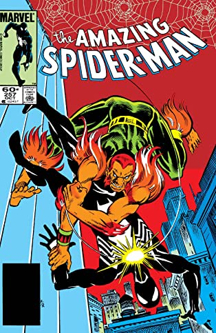 Amazing Spider-Man (1963-1998) #257