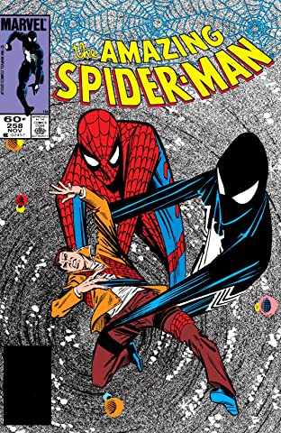 Amazing Spider-Man (1963-1998) No.258
