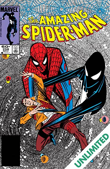 Amazing Spider-Man (1963-1998) #258