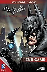 Batman: Arkham City: End Game No.1