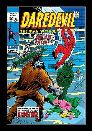Daredevil (1964-1998) #65