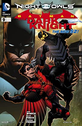 Batman: The Dark Knight (2011-2014) #9