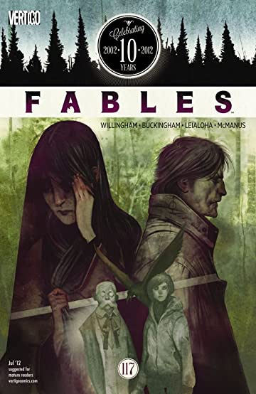 Fables #117