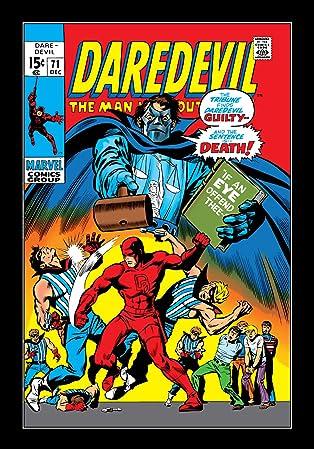 Daredevil (1964-1998) #71