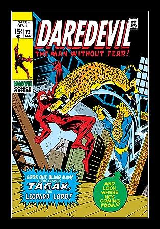Daredevil (1964-1998) #72
