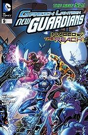 Green Lantern: New Guardians (2011-2015) #9